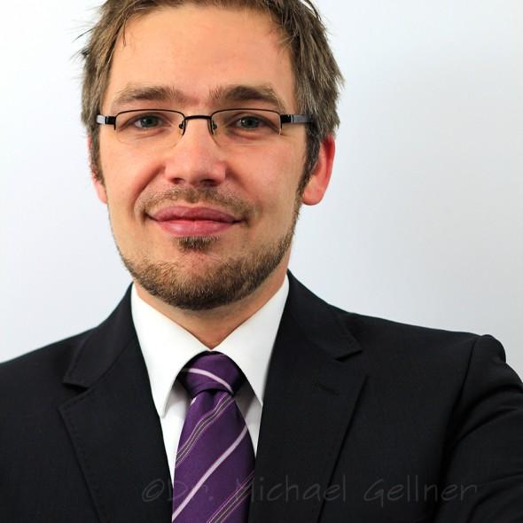 Manuel Fischer - Business-Portrait